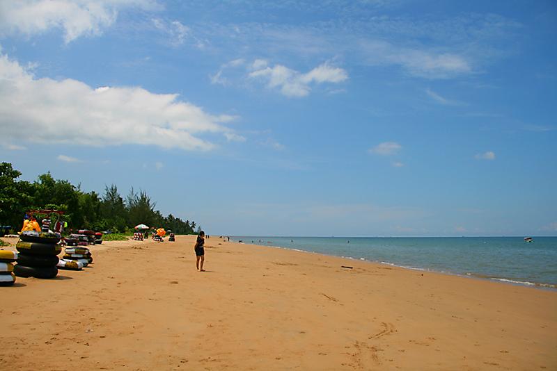 Berlibur Ke Pantai Manggar Segaraasri Kota Balikpapan Blog