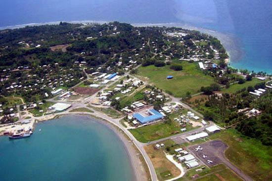 Mampir berlibur ke Negeri Tetangga Papuan Nugini