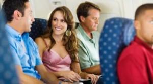 Trik Jika Bertemu Teman Duduk Perjalanan yang Banyak Bicara