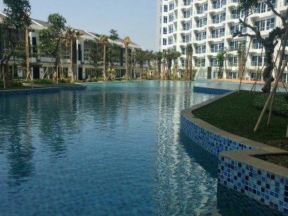 Apartemen Puri Mansion 1 BR Jakarta Barat