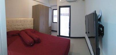 Disewakan Kamar Studio Apartemen Amega Crown Residence (Konsep Syariah)