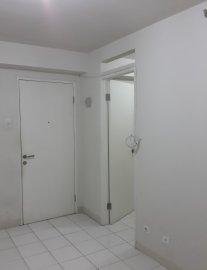 Pintu masuk dan posisi kamar anak