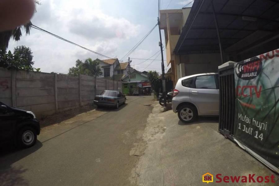 PRAMUKA HomeStay / Kost di Daerah Salemba Jakarta Pusat
