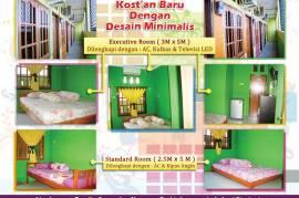 Rumah Kost ArRahman strategis: dekat Pelabuhan Tj Priok, STIP-Marunda, Pabrik tepung Bogasari-Jakart