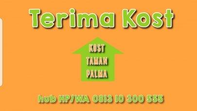 Kost Taman Palma Citra Raya
