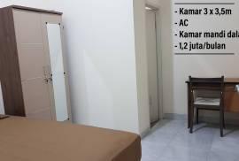 Kost Putri Rumah Paviliun 2 Dekat Summarecon Bekasi