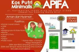 Kost Apifa