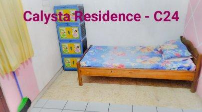 "Kost Putri ""Calysta Residence"""