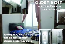 Kost karyawati, aman dan nyaman.. Glory Kost