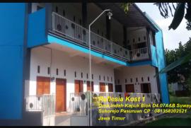 Terima Kost / Penginapan Bulanan di Pandaan Sukorejo Pasuruan JaTim