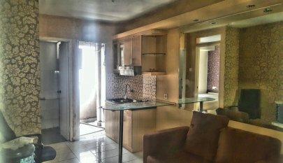 Apartemen 2 bedroom homy furnish
