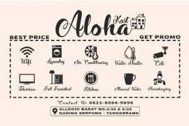 Alloha (Alloggio Hall)
