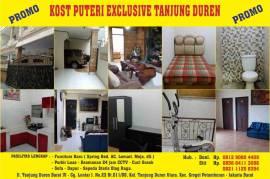 Kost Putri Exclusive Tanjung Duren
