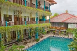 Holiday Beach Inn near Pantai Barat Pangandaran