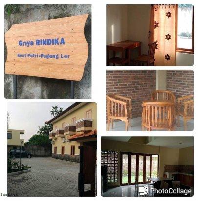 Kost Putri Griya Rindika - Yogyakarta