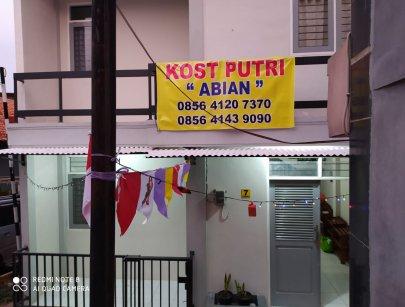 Kost Putri ABIAN Tembalang Semarang