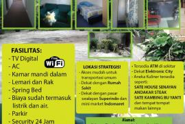 Kos Guest House Exclusive - Duren Tiga Pancoran