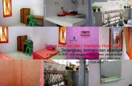Harmony Home Rest - Kosan Tebet khusus laki-laki, AC dan Non AC, Terjangkau, tentram dan strategis
