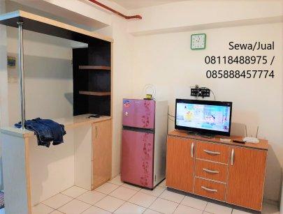 Apartemen Lantai 15 Pancoran Riverside 1BR Jakarta Selatan