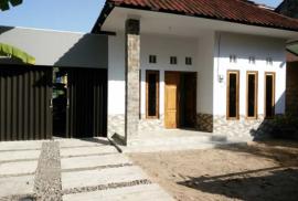 Rumah Kontrak / Kontrakan Disewakan Jogja Yogyakarta