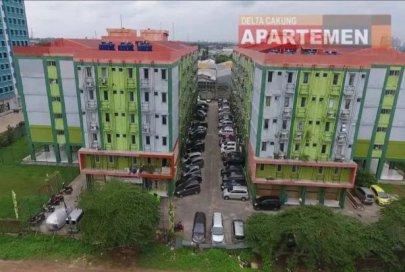 Sewa APARTEMEN Delta Cakung Studio Jakarta