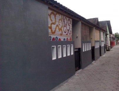 Kost murah kamar mandi dalam di selatan pln gedong kuning