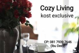 Kost Exclusive Cozyliving di Surabaya Barat!