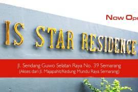 Kos Executive IS STAR RESIDENCE 2 Semarang