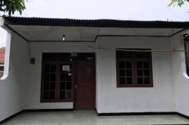 Disewakan Kontrakan 1 Rumah Tahunan dekat bandara Soeta