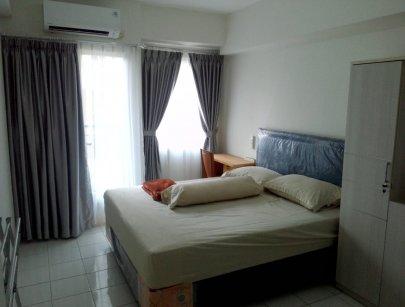 Apartemen Bulanan Murah Cimanggis Depok Tapos Gunung Putri Bogor Podomoro Golf View Studio PGV