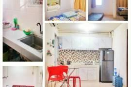 For RENT : Apartment LAGUNA Pluit. Lt. 17, view kota.
